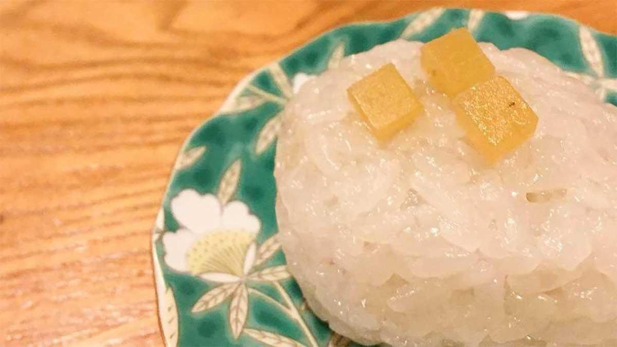 赤福毎月1日限定和菓子の朔日餅