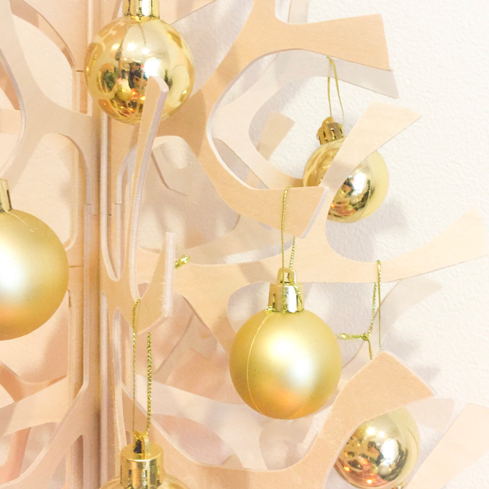 loviのクリスマスツリー