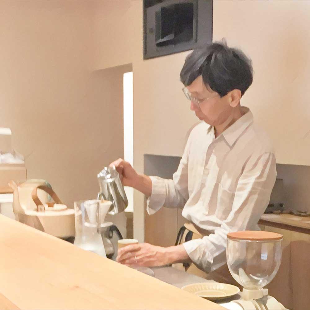 名古屋でスペシャルティコーヒーが味わえるカフェcoffee Kajita