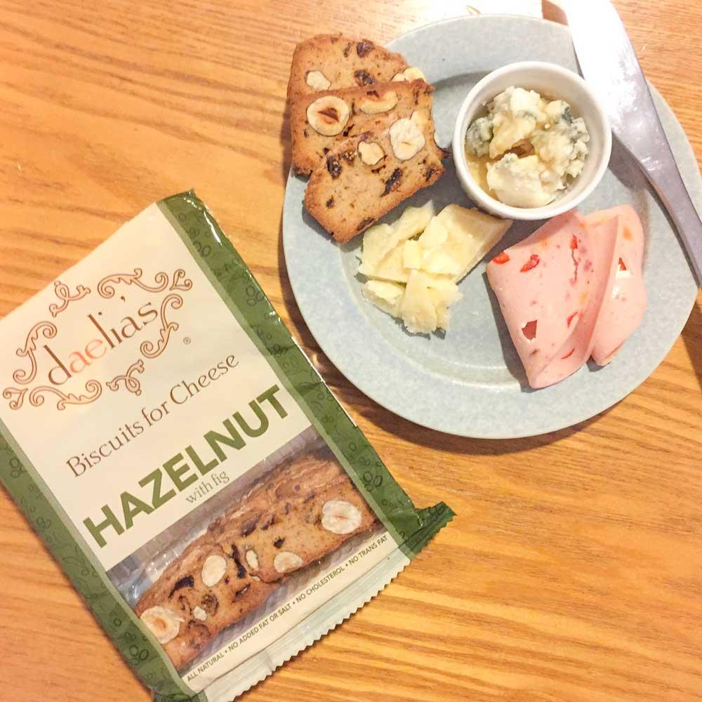 daelia's チーズ用ビスケット(クラッカー)