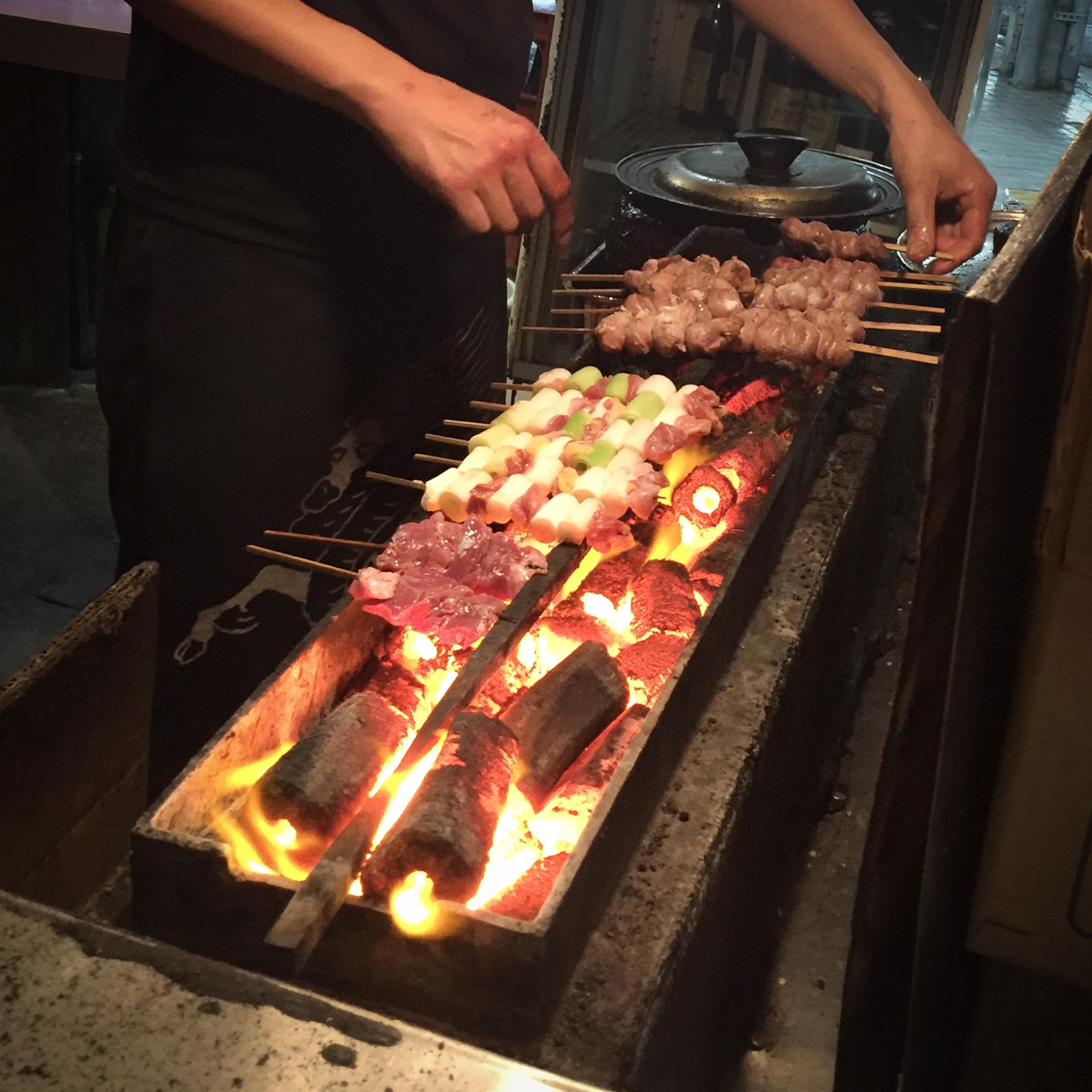大須のキタナシュラン的な焼き鳥屋さん角屋