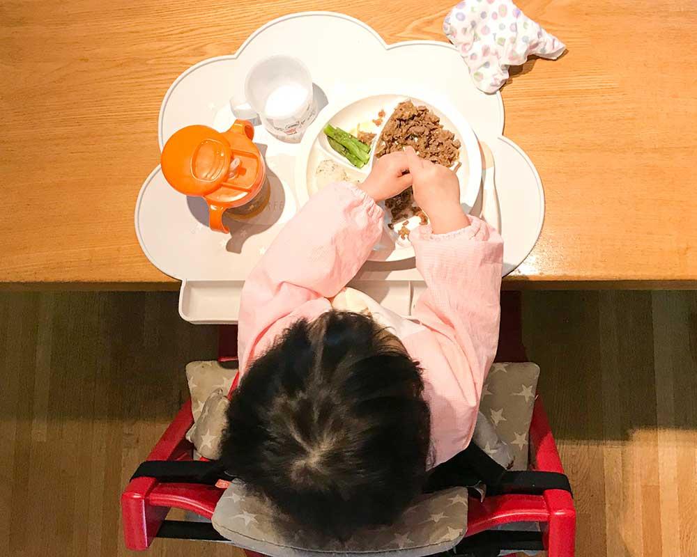 幼児食も食べない期